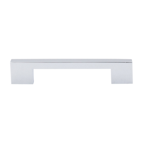 Top Knobs Hardware Modern Cabinet Pull in Polished Chrome Finish TK23PC