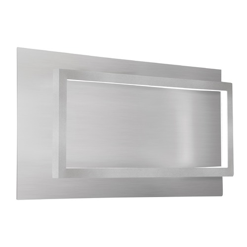 Kuzco Lighting Kuzco Lighting Modern Brushed Nickel LED Sconce 3000K 487LM WS16116-BN