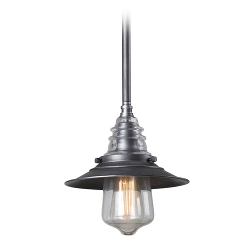 Elk Lighting Mini-Pendant Light 66827-1