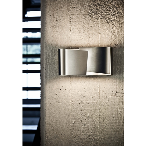 Holtkoetter Lighting Holtkoetter Modern Sconce Wall Light in Stainless Steel Finish 8531 STS