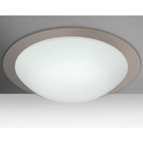 Besa Lighting Besa Lighting Ring LED Flushmount Light 977002C-LED