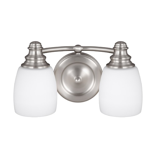 Feiss Lighting Feiss Lighting Bentley Satin Nickel Bathroom Light VS7402-SN