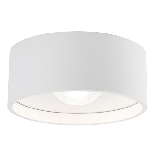 Kuzco Lighting Kuzco Lighting Trenton White LED Close To Ceiling Light EC18805-WH