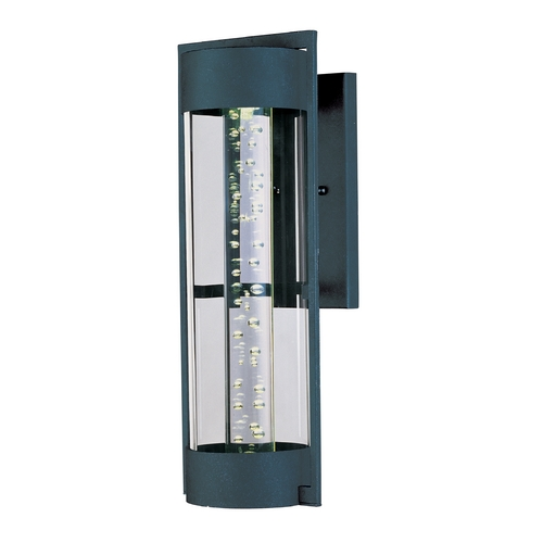 Maxim Lighting Maxim Lighting New Age LED Texture Ebony LED Outdoor Wall Light 88352CLTE