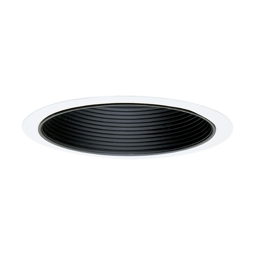 Progress Lighting Progress Recessed Trim in Black Finish P8014-31