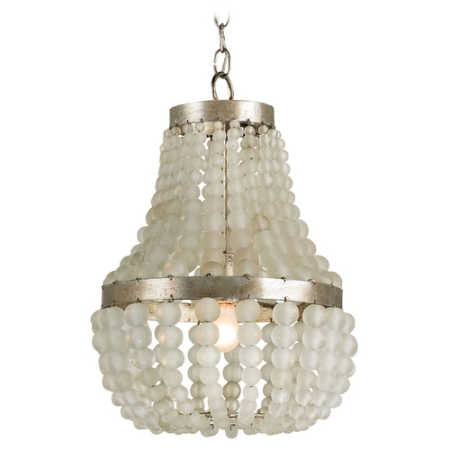 Currey and Company Lighting Currey and Company Lighting Silver Granello Pendant Light 9203