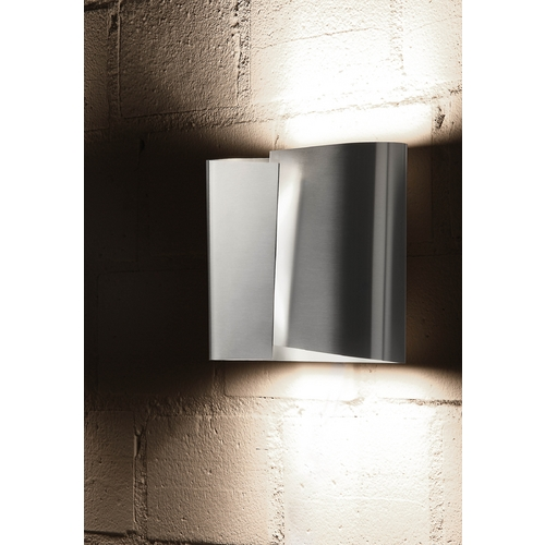 Holtkoetter Lighting Holtkoetter Modern Sconce Wall Light in Stainless Steel Finish 8532 STS