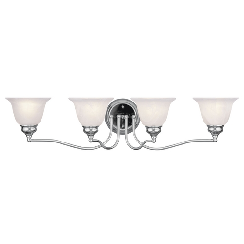 Livex Lighting Livex Lighting Essex Chrome Bathroom Light 1354-05