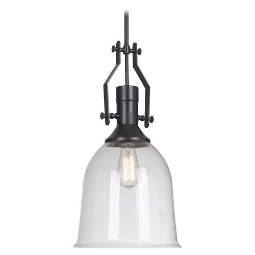 Jeremiah Lighting Jeremiah Lighting Oiled Bronze Pendant Light P565OB1