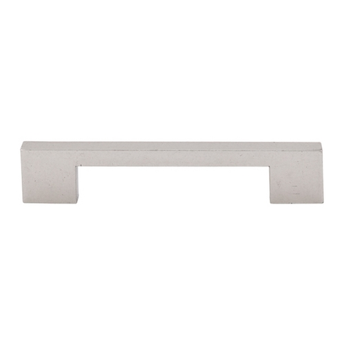 Top Knobs Hardware Modern Cabinet Pull in Pewter Antique Finish TK23PTA