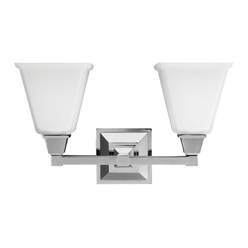 Sea Gull Lighting Sea Gull Lighting Denhelm Chrome Bathroom Light 4450402-05