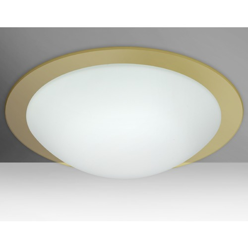 Besa Lighting Besa Lighting Ring LED Flushmount Light 977003C-LED