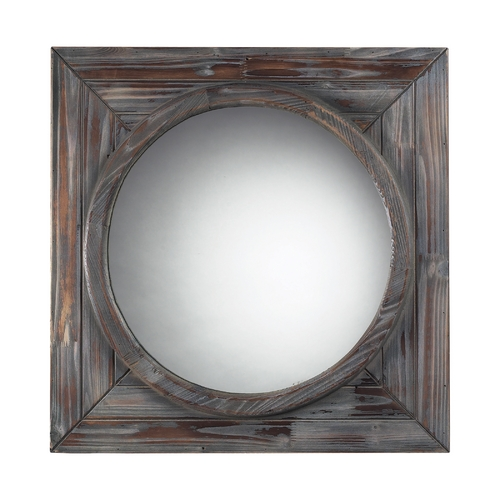 Sterling Lighting Square 24-Inch Mirror 116-002