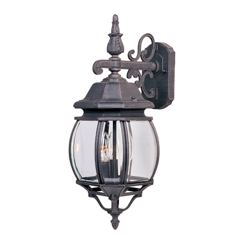 Maxim Lighting Maxim Lighting Crown Hill Rust Patina Outdoor Wall Light 1034RP