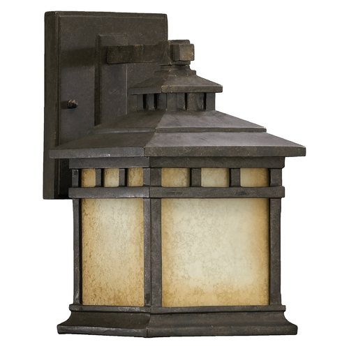 Quorum Lighting Quorum Lighting Denmark Baltic Granite Outdoor Wall Light 7360-45
