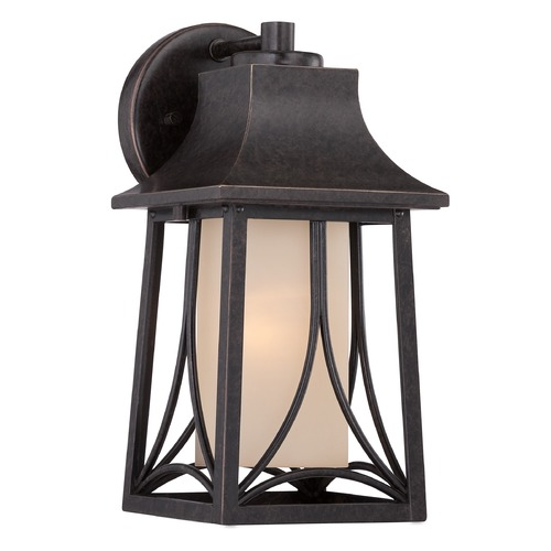 Quoizel Lighting Quoizel Hunter Imperial Bronze Outdoor Wall Light HTR8406IB