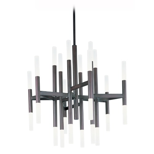 Maxim Lighting Maxim Lighting Pinnacle LED Bronze LED Chandelier 39756FTBZ