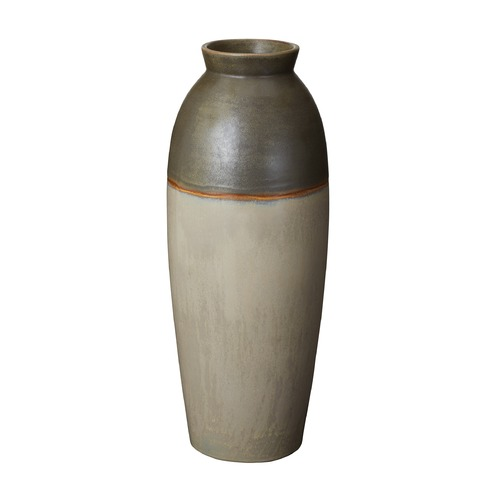 Dimond Home Olive Fire Line Vase - Large 857074
