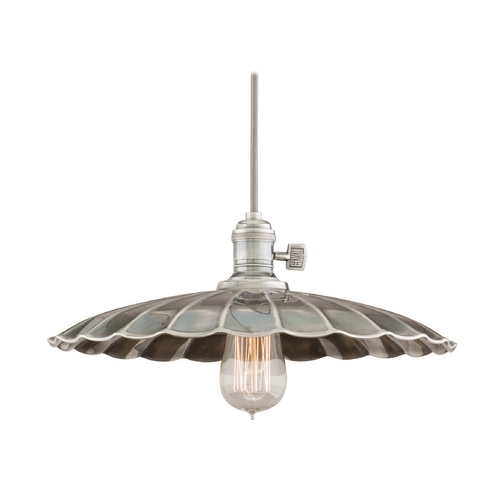 Hudson Valley Lighting Pendant Light in Polished Nickel Finish 9001-PN-ML2-WG