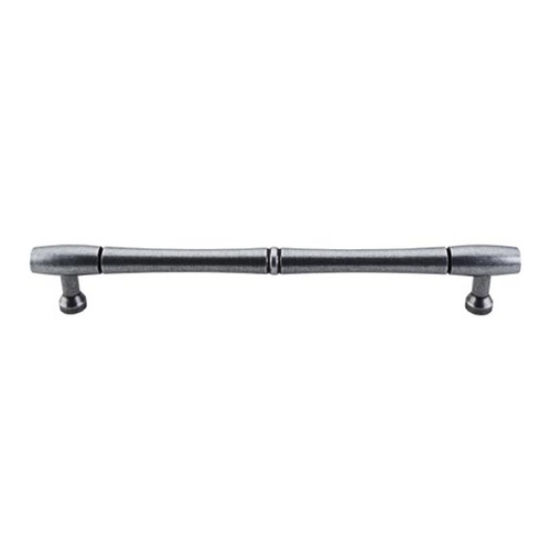 Top Knobs Hardware Cabinet Pull in Pewter Finish M796-12