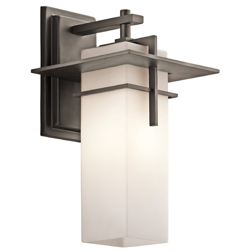 Kichler Lighting Kichler Outdoor Wall Light - 14-3/4-Inches Tall 49643OZ