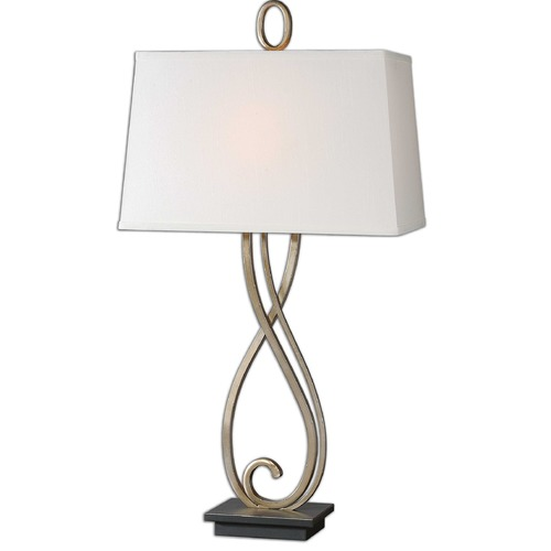 Uttermost Lighting Uttermost Ferndale Scroll Metal Lamp 26341