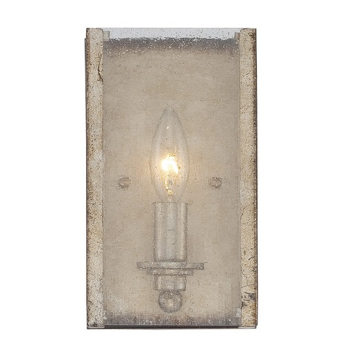 Savoy House Savoy House Lighting Chelsey Oxidized Silver Sconce 9-430-1-128