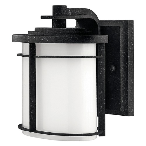 Hinkley Lighting Hinkley Lighting Ledgewood Vintage Black LED Outdoor Wall Light 1126VK-LED