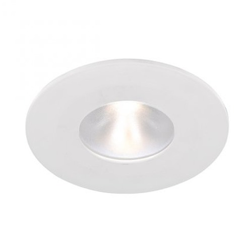 WAC Lighting WAC Lighting Round White 2-Inch LED Recessed Trim 2700K 760LM 55 Degree HR2LD-ET109PF927WT