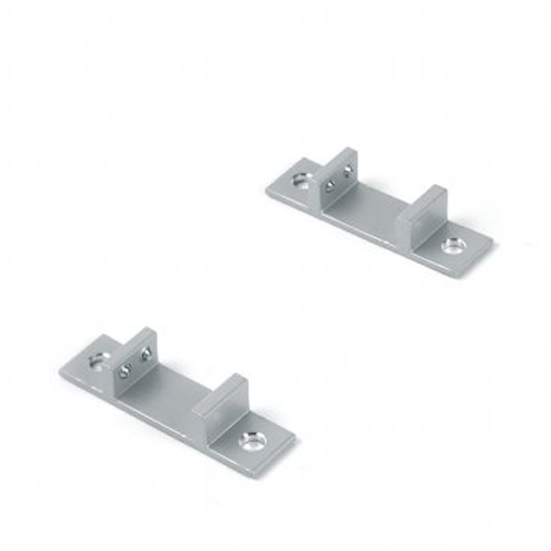 WAC Lighting WAC Lighting Mounting Clips for InvisiLED Aluminum Channel LED-T-CL3-PT