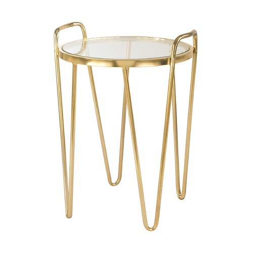 Sterling Lighting Sterling Via Rodeo Accent Table 351-10256