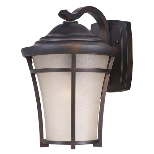Maxim Lighting Maxim Lighting Balboa DC Copper Oxide LED Outdoor Wall Light 55506LACO