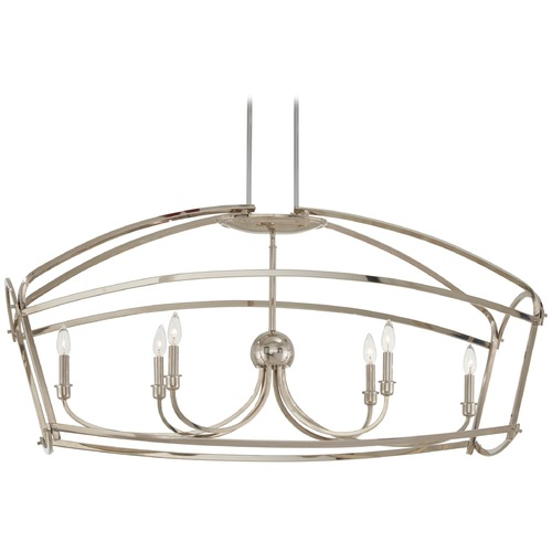 Minka Lavery Minka Lavery Jupiter's Canopy Polished Nickel Island Light 4776-613