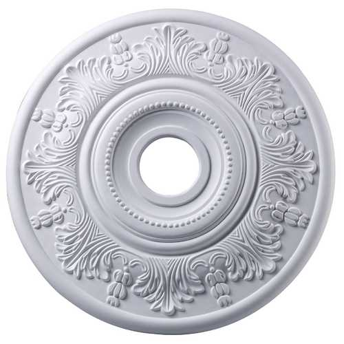Elk Lighting Medallion in White Finish M1004WH