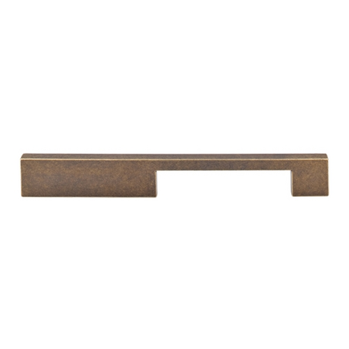 Top Knobs Hardware Modern Cabinet Pull in German Bronze Finish TK24GBZ
