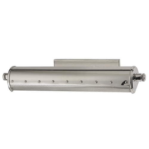 Hudson Valley Lighting Hudson Valley Lighting Gaines Polished Nickel Picture Light 2118-PN