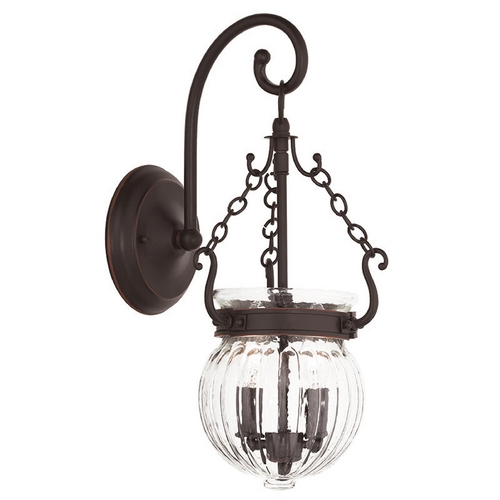 Livex Lighting Livex Lighting Everett Olde Bronze Sconce 50501-67