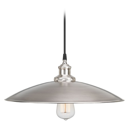 Progress Lighting Mid-Century Modern Pendant Light Antique Nickel Archives by Progress Lighting P5124-81