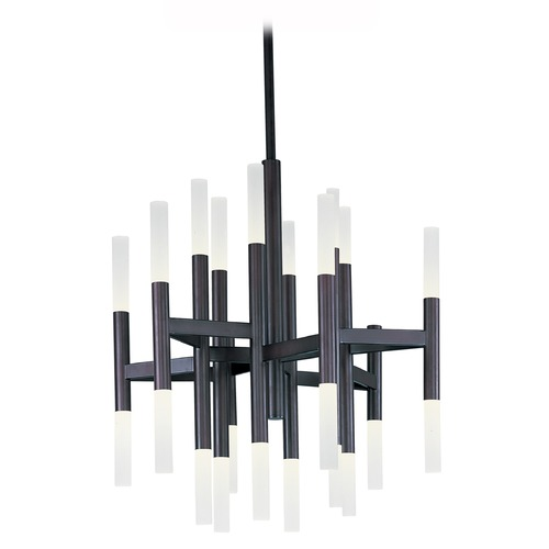 Maxim Lighting Maxim Lighting Pinnacle LED Bronze LED Chandelier 39758FTBZ