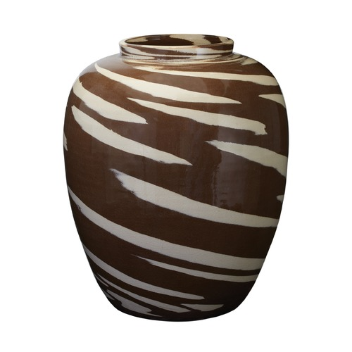 Dimond Lighting Caramel Tiger Churn 857077