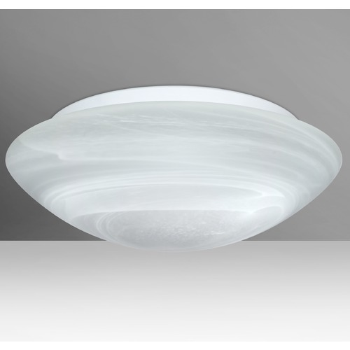 Besa Lighting Besa Lighting Nova LED Flushmount Light 977052C-LED
