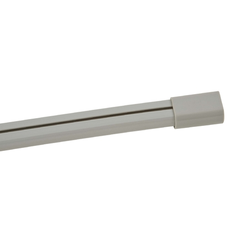 George Kovacs Lighting Rail in Silver Finish GKLR148-609