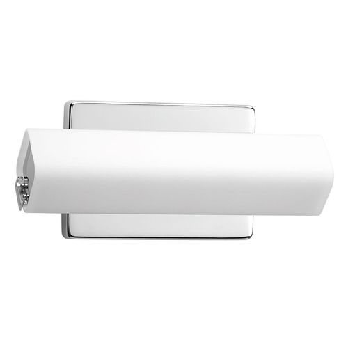 Progress Lighting Wedge Polished Chrome LED Bathroom Light - Vertical or Horizontal Mounting P2779-1530K9