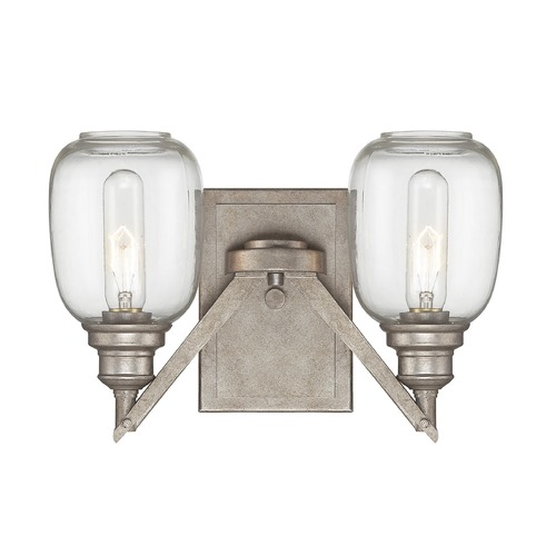 Savoy House Savoy House Industrial Steel Sconce 9-4333-2-27