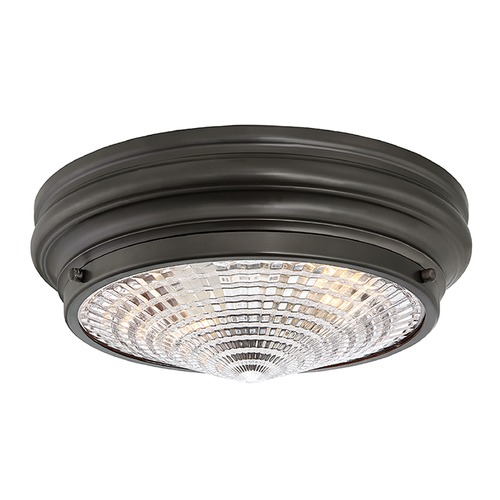 Savoy House Savoy House Lighting Benton English Bronze Flushmount Light 6-9069-13-13