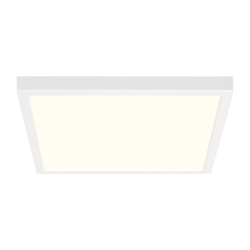 Sea Gull Lighting Sea Gull Lighting Traverse Lotus White LED Flushmount Light 14929SQ-15