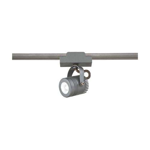 George Kovacs Lighting Modern LED Rail Head in Silver Finish GKTH2011-609