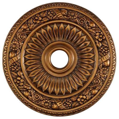 Elk Lighting Medallion in Antique Bronze Finish M1006AB