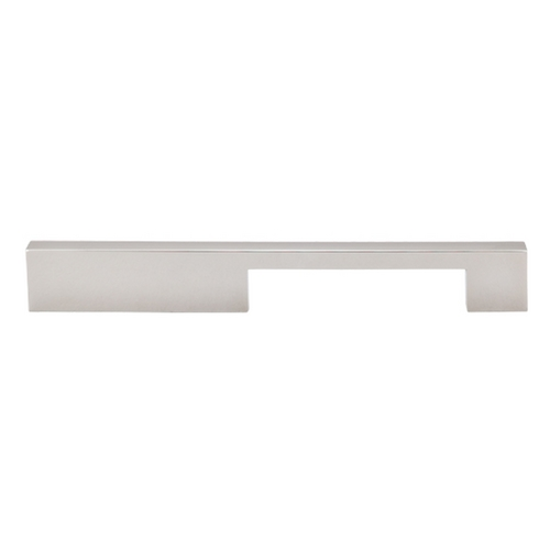 Top Knobs Hardware Modern Cabinet Pull in Polished Nickel Finish TK24PN