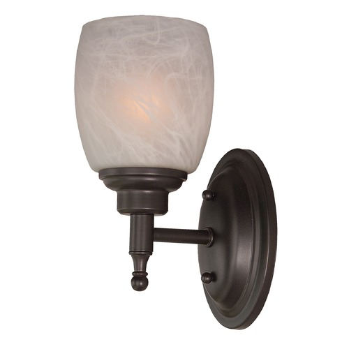 Jeremiah Lighting Jeremiah Legion Oiled Bronze Sconce 10205OB1